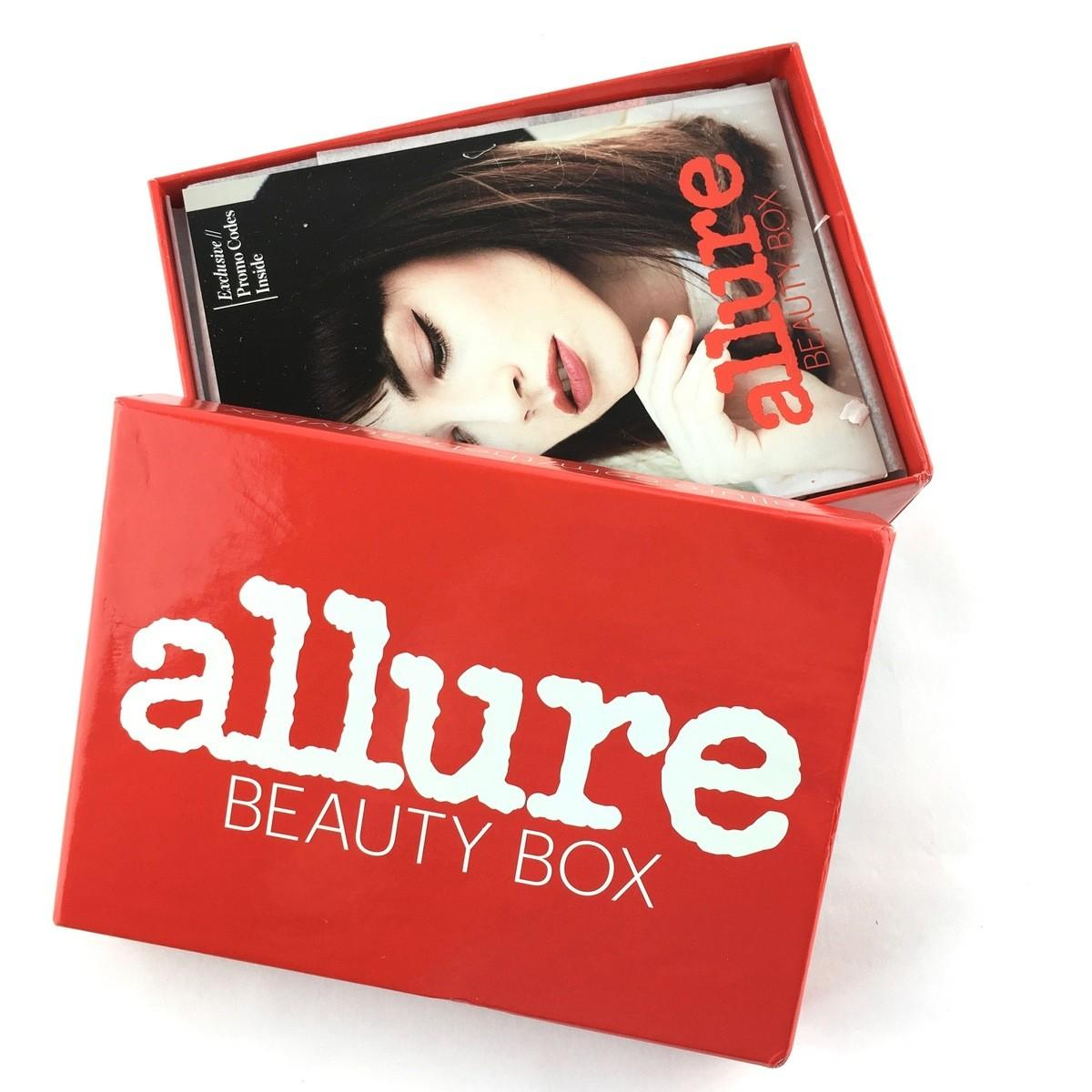 Allure Beauty Box Review – August 2017