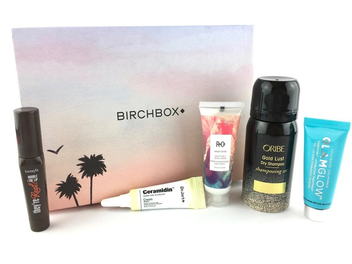 Birchbox Review + Coupon Code – August 2017