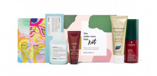 Birchbox – The Color Care Hair Kit – On Sale Now