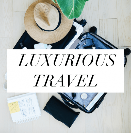 Luxor Box Luxurious Travel October Special Edition Box