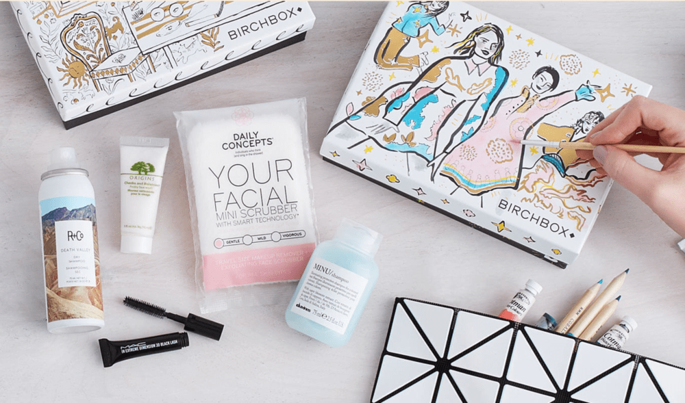 Birchbox September 2017 Sample Choice Time + Coupon Code (Last Day)
