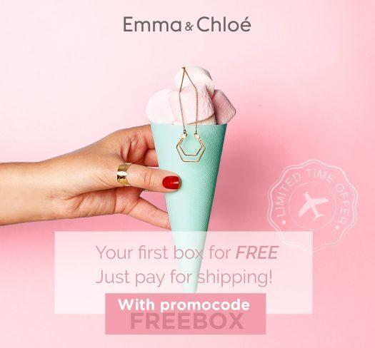 Emma & Chloe – First Box FREE (You Pay Shipping)!