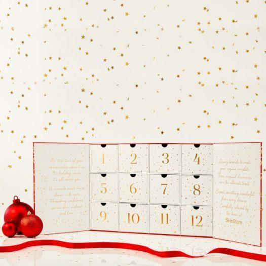 SkinStore's 12 Miracles of Beauty Advent Calendar – 25% Off Black Friday Coupon Code