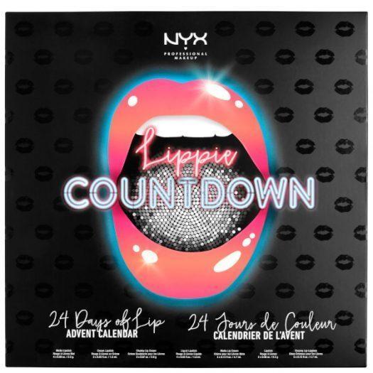 NYX Makeup Kiss & Tell Advent Calendar - On Sale Now