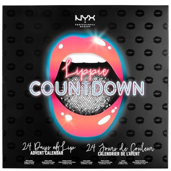 NYX Makeup Kiss & Tell Advent Calendar – On Sale Now