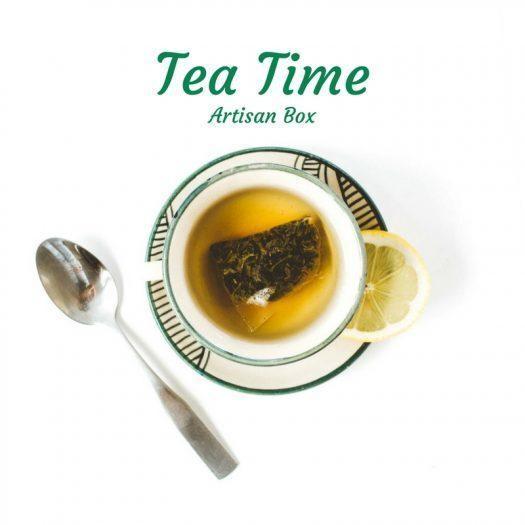 "GlobeIn Artisan Box October 2017 ""Tea Time"" Full Spoilers + Coupon Code"