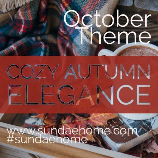 Sundae Home October 2017 Theme Spoilers + Coupon Code!