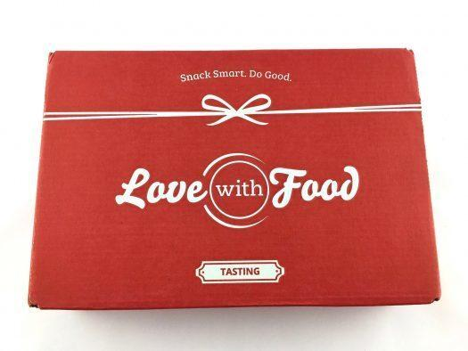 Love With Food January 2018 Spoilers + Coupon Codes