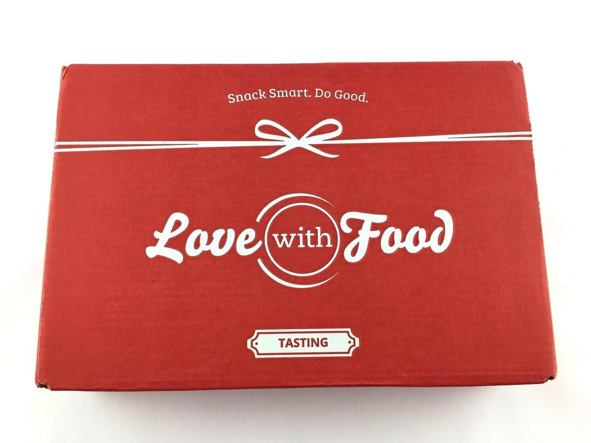 Love With Food February 2018 Spoilers + Coupon Codes