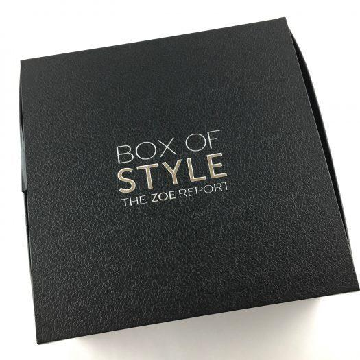 Last Call! Box of Style by Rachel Zoe Free Gift With Purchase!