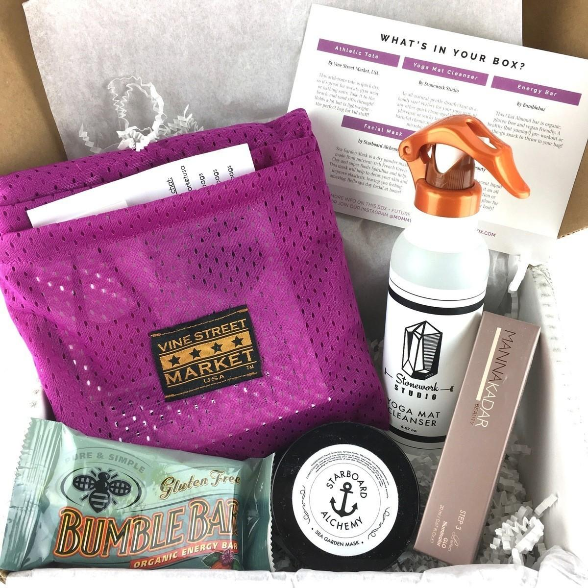 Mommy Mailbox Review + Coupon Code – September 2017