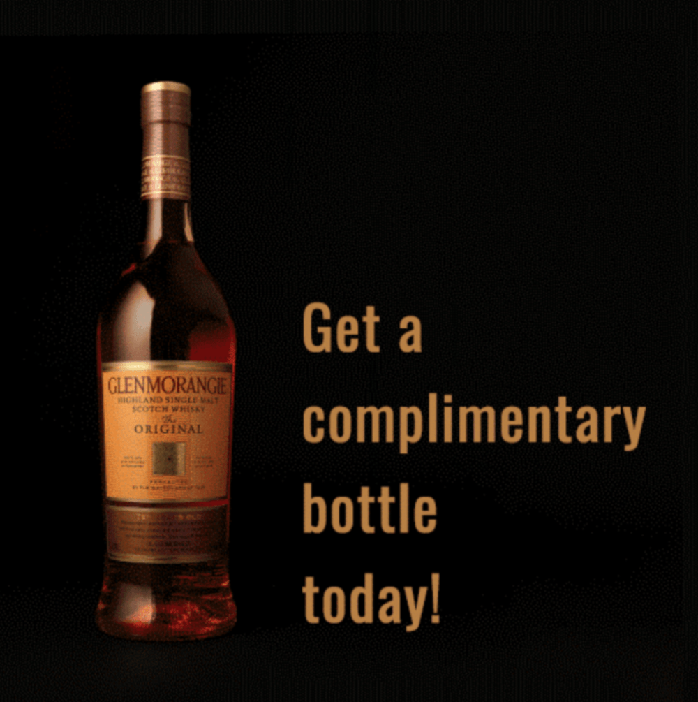 Robb Vices Coupon Code – FREE Bottle of Glenmorangie with New Subscription