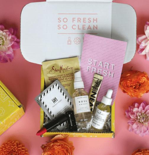 New Box Alert: Oui Fresh from A Beautiful Mess