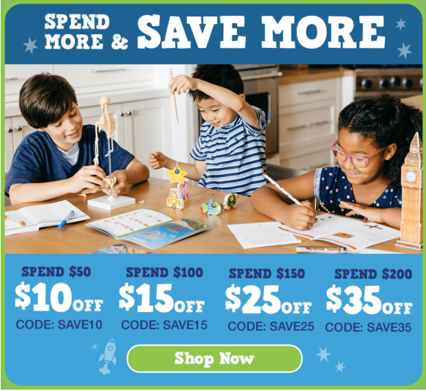 Little Passports Spend More, Save More Sale – Save Up to $35 Off!