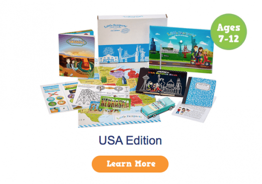 Little Passports Spend More, Save More Sale - Save Up to $35 Off!