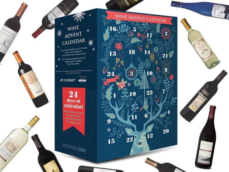 Aldi Wine Advent Calendar – Coming Soon (UK Only)