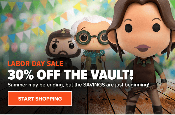 Loot Vault Sale – 30% Off Everything!