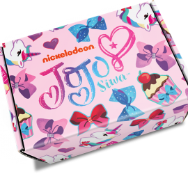 New Subscription Box Alert: The Jojo Siwa Box