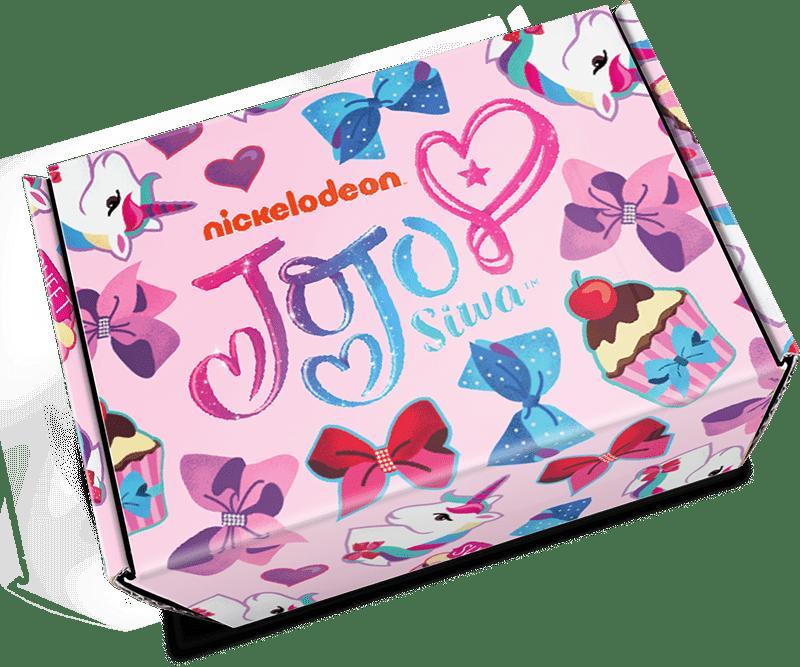 New Subscription Box Alert The Jojo Siwa Box