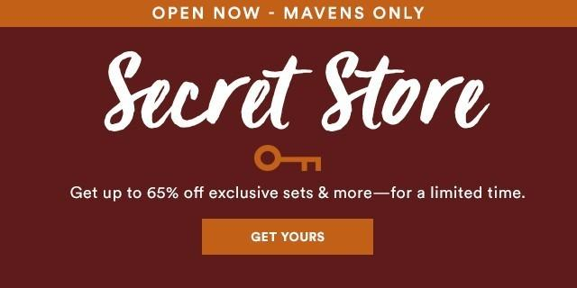 Julep Secret Store Now Open to all Mavens – October 2017