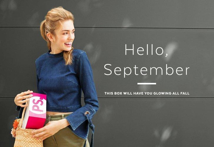 POPSUGAR Must Have Box September 2017 Theme / Inspiration Spoilers + Coupon Code