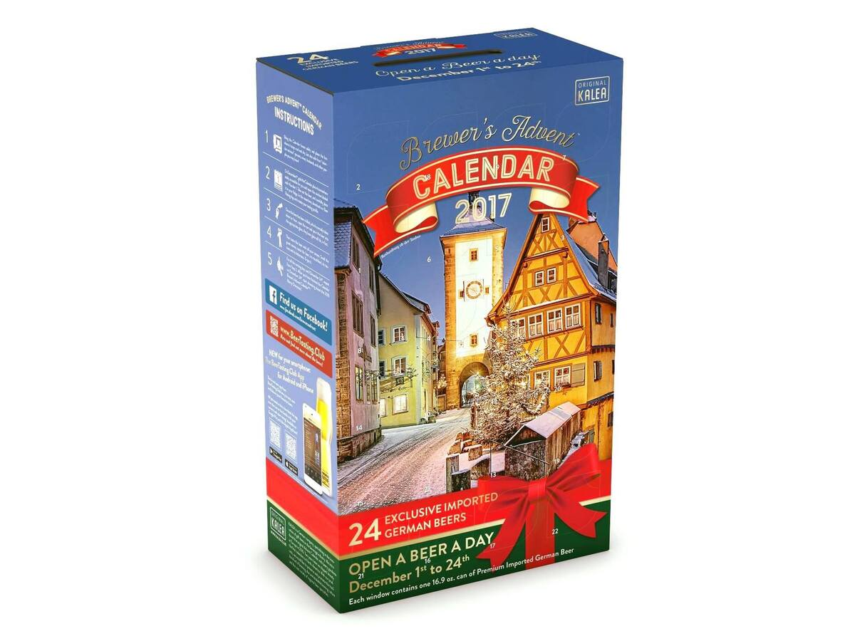Brewer S Advent Calendar On Sale Now At Costco
