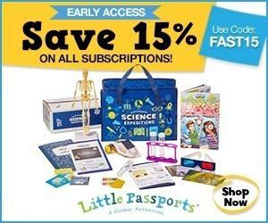 Little Passports Coupon Code - Save 15% Off All Subscriptions