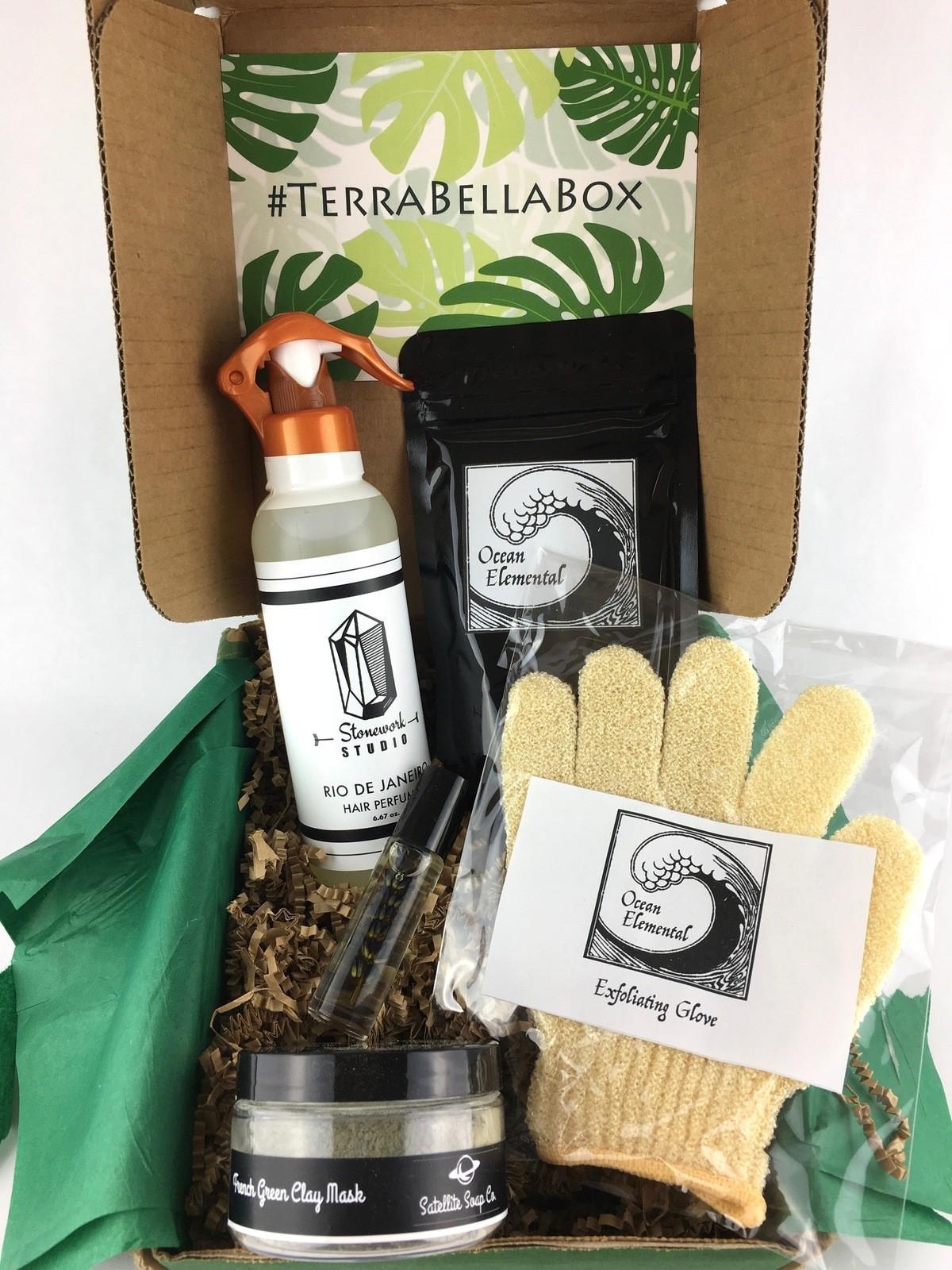 Terra Bella Subscription Box Review – September 2017