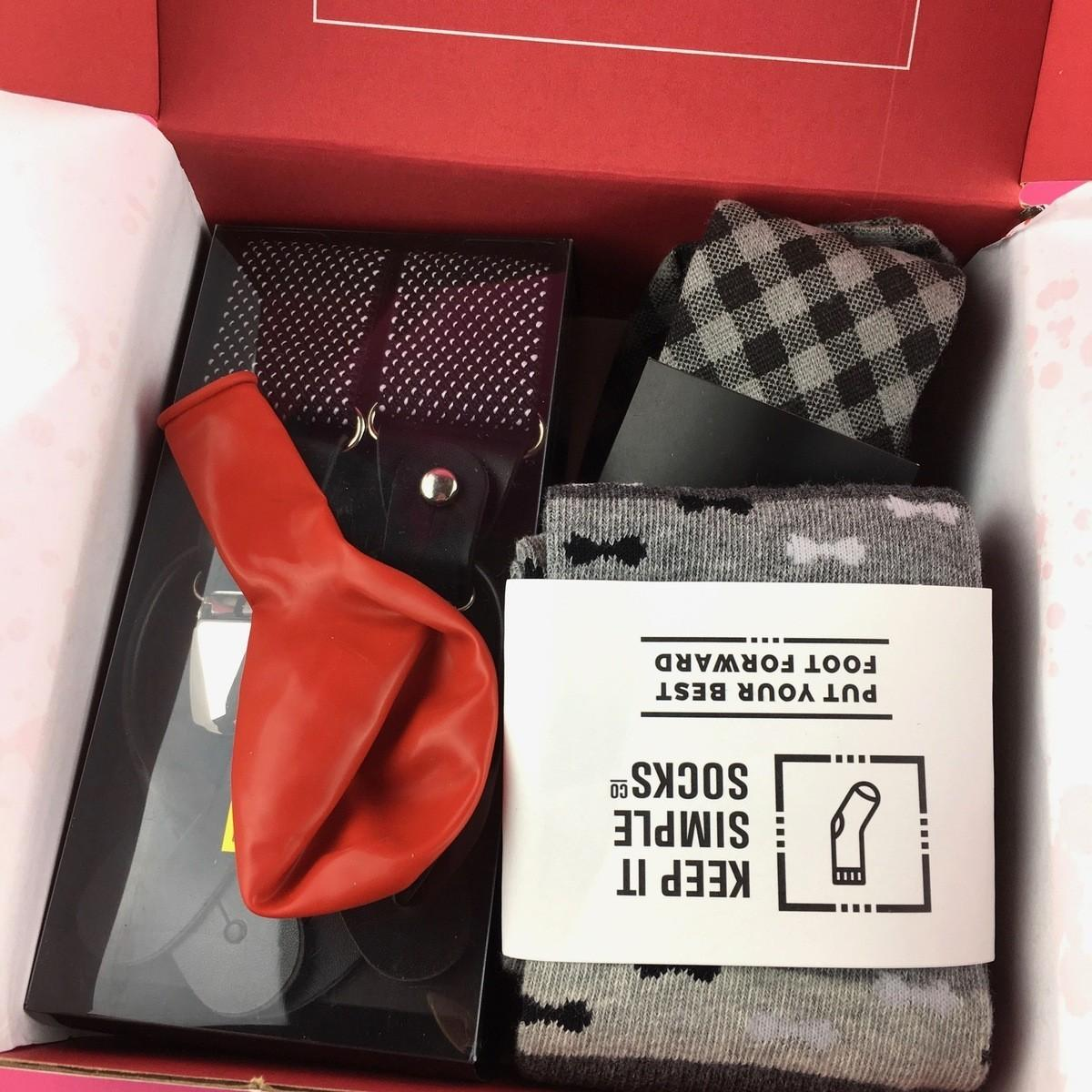 Gentleman's Box Review – October 2017