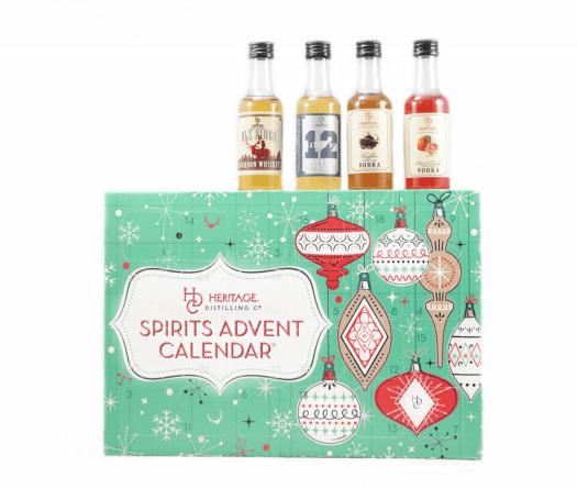 Heritage Distilling Co. Spirits Advent Calendar - Pre-Sale Open!