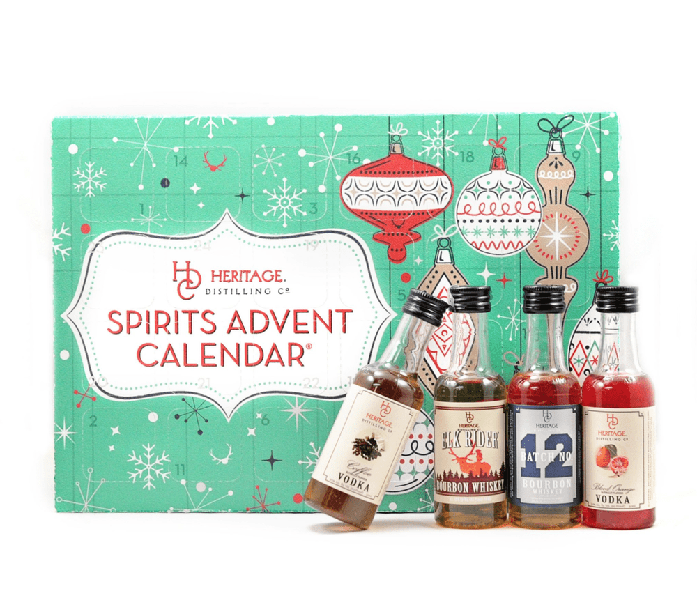 Heritage Distilling Co. Spirits Advent Calendar – Pre-Sale Open!