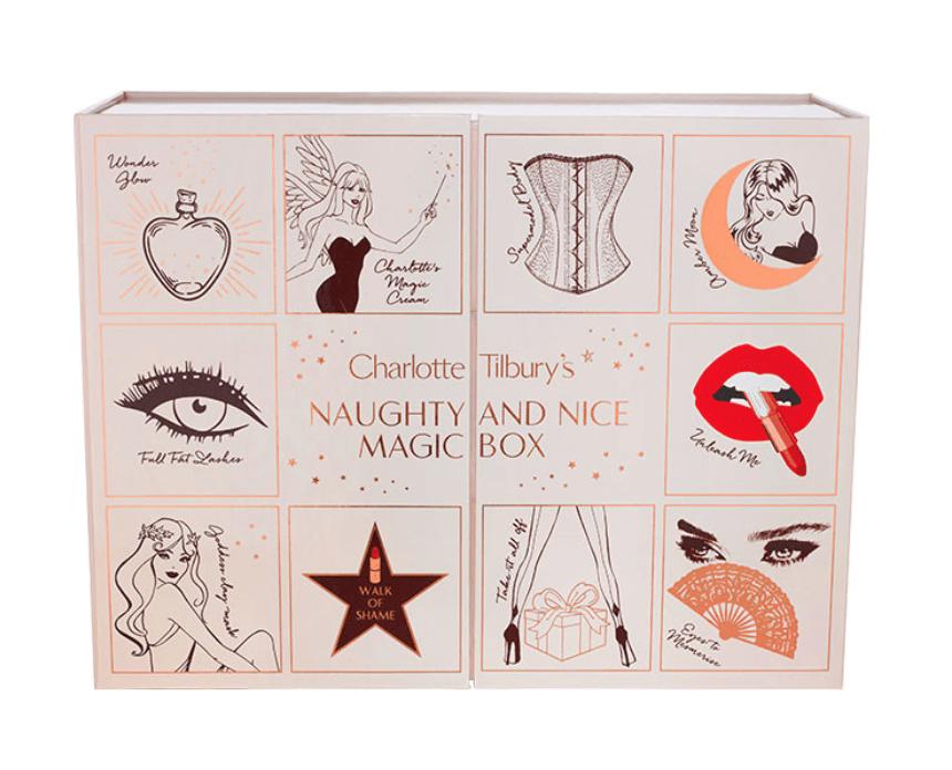 Charlotte Tilbury Naughty and Nice Magic Box Advent Calendar – On Sale Now