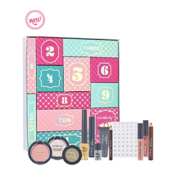 Ulta 12 Days Of Beauty Advent Calendar On Sale Now