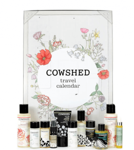 Cowshed 2017 Advent Calendar - On Sale Now