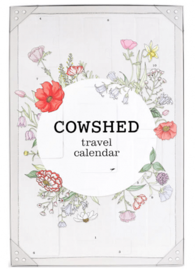 Cowshed 2017 Advent Calendar – On Sale Now