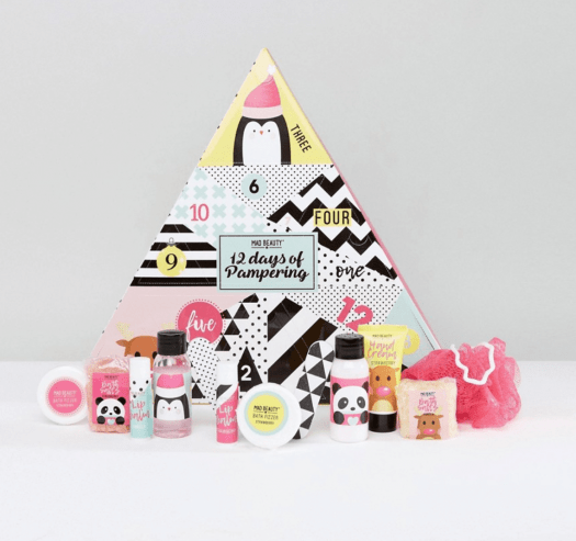MAD Beauty ASOS Exclusive 12 Day Advent Calendar - On Sale NowMAD Beauty ASOS Exclusive 12 Day Advent Calendar - On Sale Now