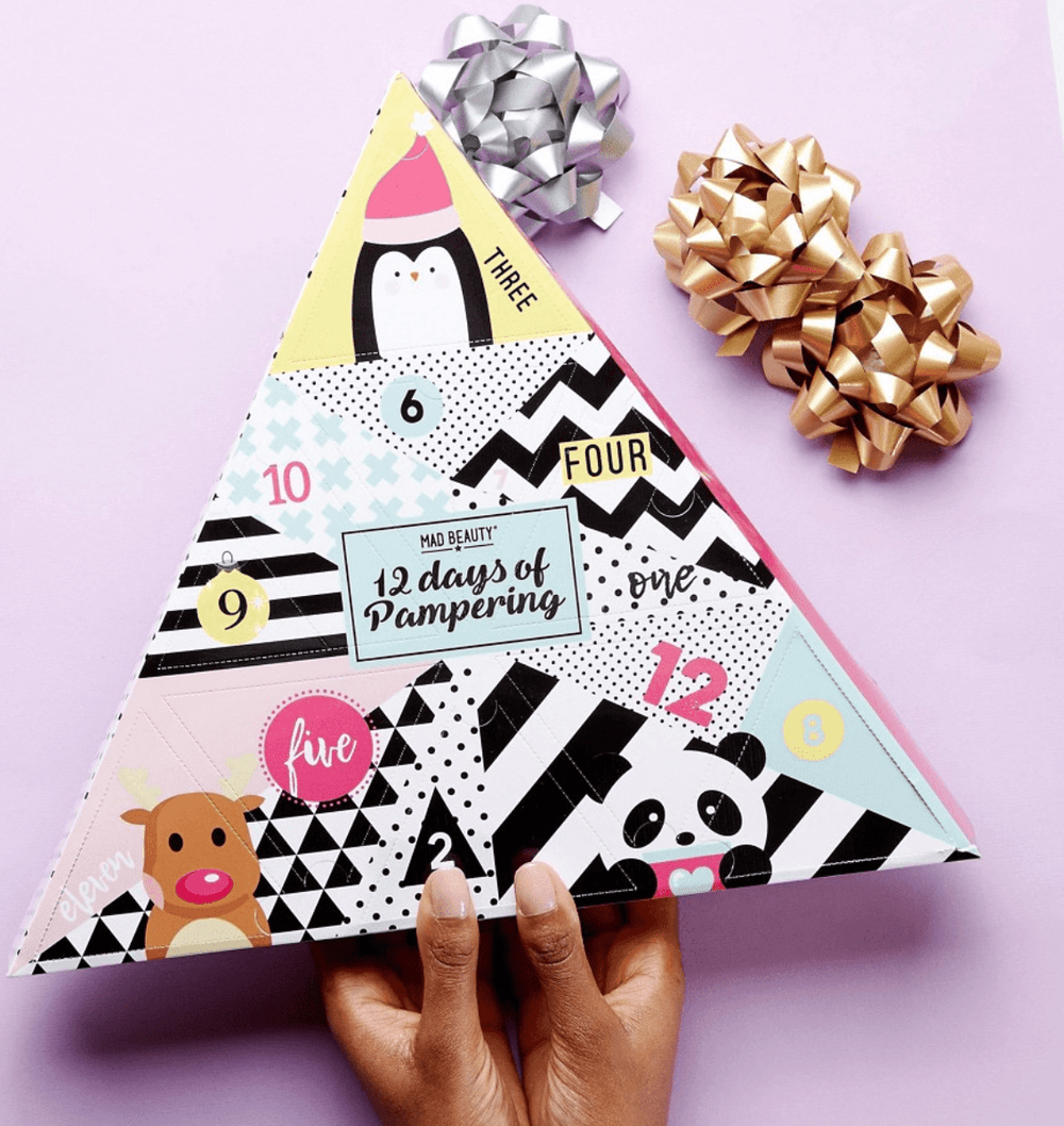 MAD Beauty ASOS Exclusive 12 Day Advent Calendar – On Sale Now