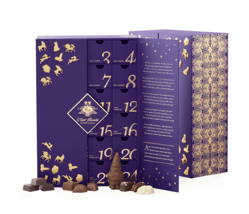 Vosges Haut-Chocolat 2017 Advent Calendar – On Sale Now + Coupon