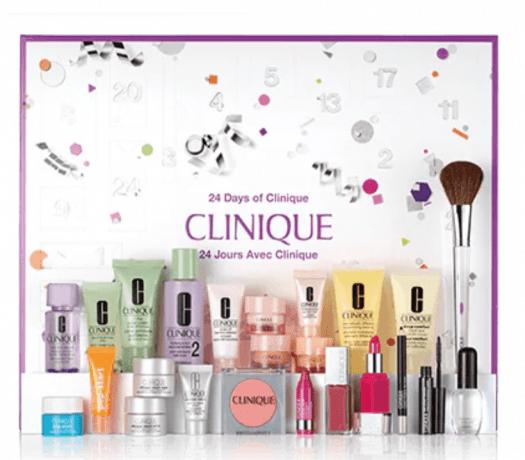 24 Days of Clinique 2017 Beauty Advent Calendar - On Sale Now