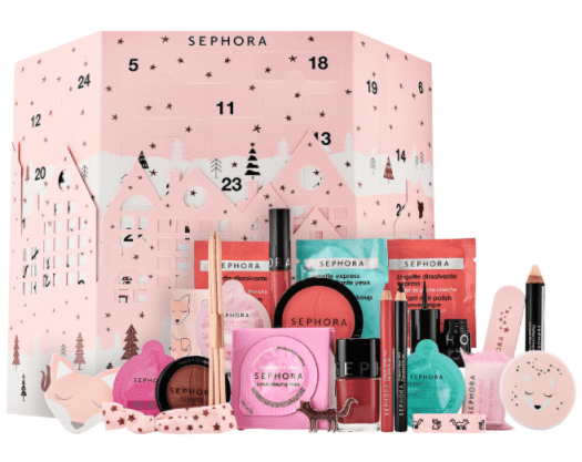 SEPHORA COLLECTION Winter Wonderland 2017 Advent Calendar – On Sale Now