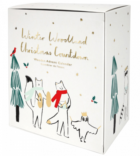 Ohh Deer 2017 Woodland Advent Calendar – On Sale Now