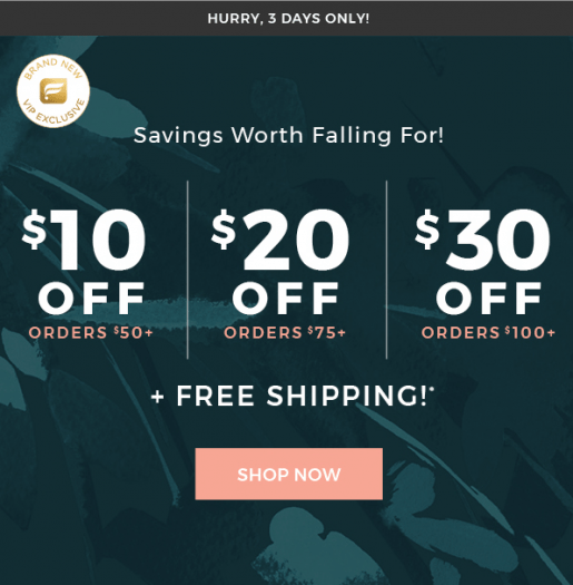 Fabletics Sale – Save Up to $30 Off!