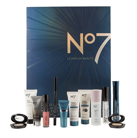 No7 Beauty Advent Calendar – On Sale Now