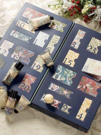 William Morris Advent Calendar - On Sale Now
