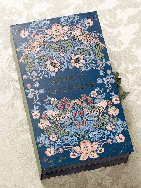 William Morris Advent Calendar On Sale Now
