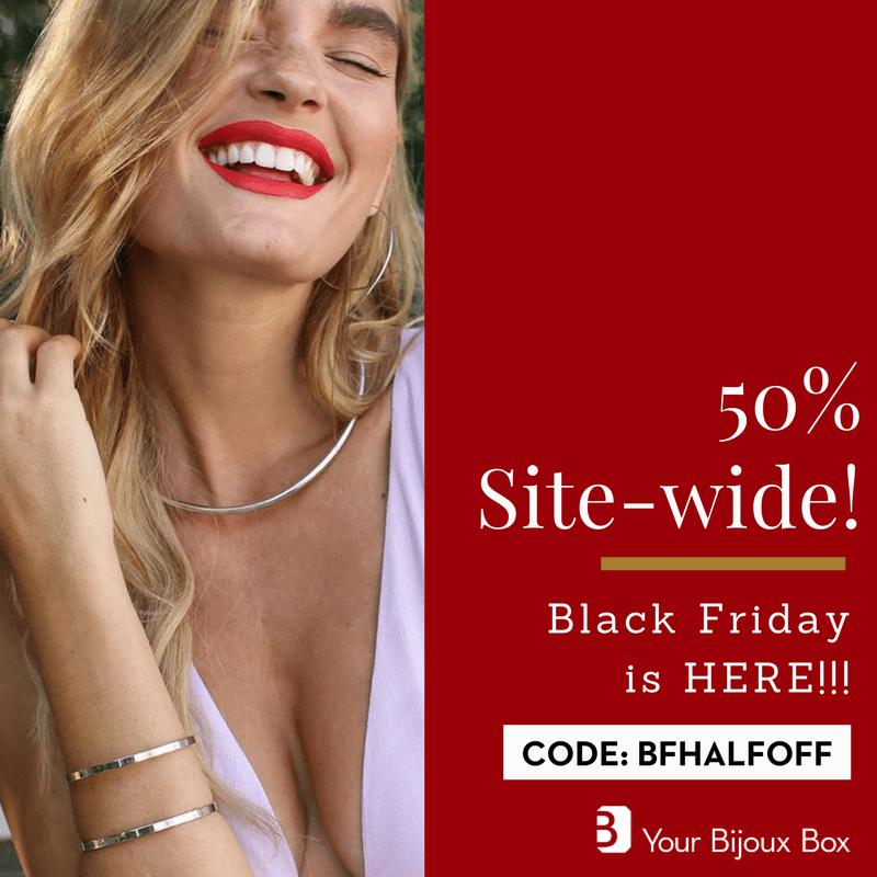 Your Bijoux Box Black Friday Sale Details – Save 50% OFF!