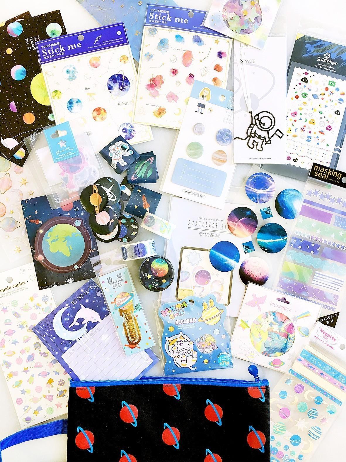 Stickii Space Advent Calendar – On Sale Now