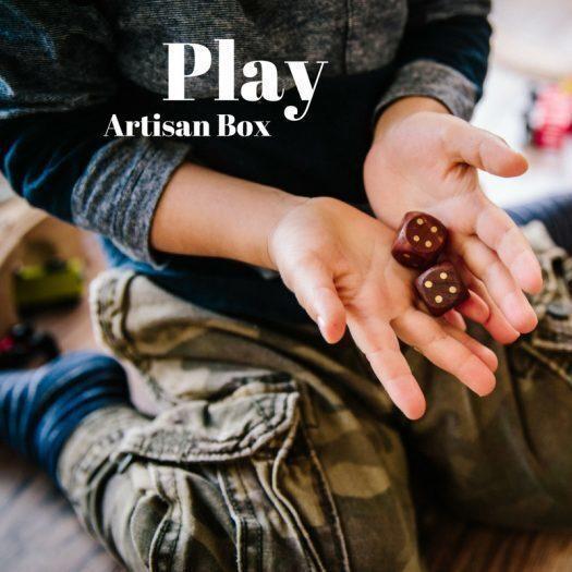 GlobeIn Artisan Box December 2017 Play Box Spoiler #1 + Coupon Code