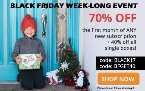 Green Kid Crafts New Markdowns + Black Friday Sale Continues