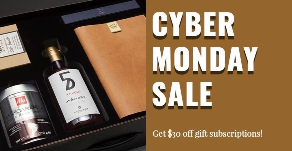Robb Vices Cyber Monday Sale – $30 Off Gifts!